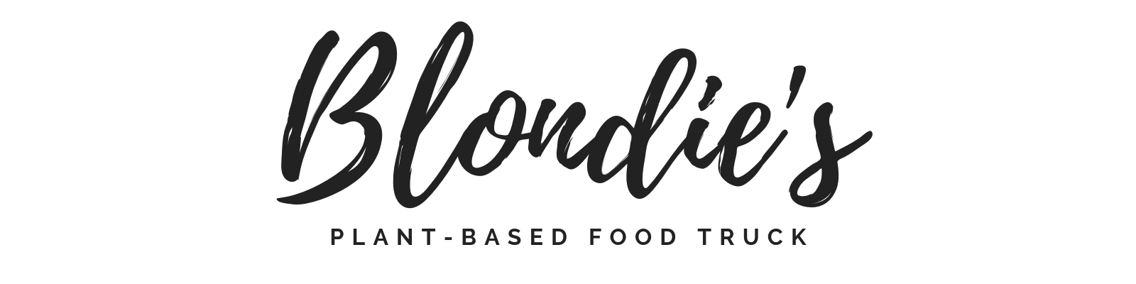 Blondie's Plant-Based Food Truck