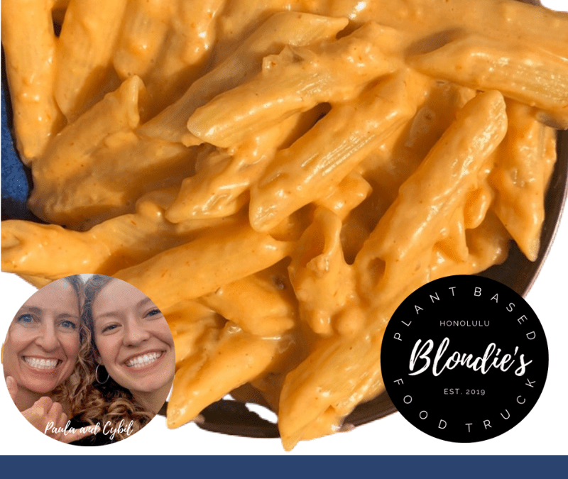 Blondie's Plant-Based Mac-n-Vegan Cheese Recipe