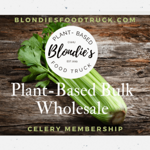 Plant Based Bulk Wholesale Blondies Honolulu Hawaii