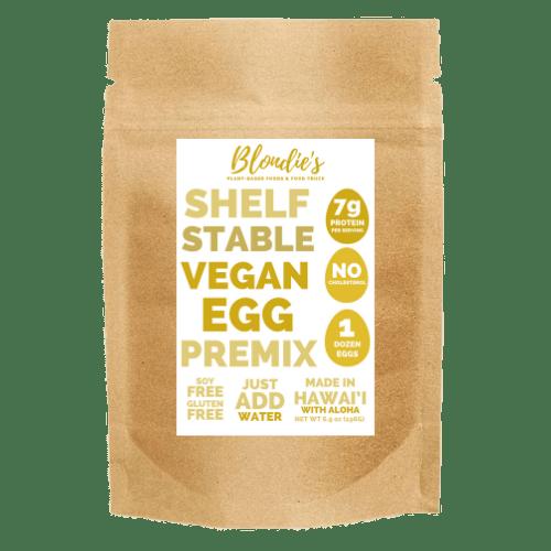 1 dozen vegan egg premix