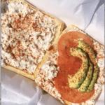 vegan garlic chive cream cheese blondies plant-based foods made in honolulu hawaii